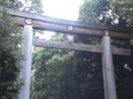 Applemilk on YesJapan - Emily shows you Meiji Shrine