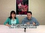 George & Keiko - English Words That Dont Make Sense in Japan!