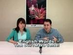 George & Keiko - English Words That Dont Make Sense in Japan!