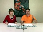George & Keiko - Differences between America and Japan
